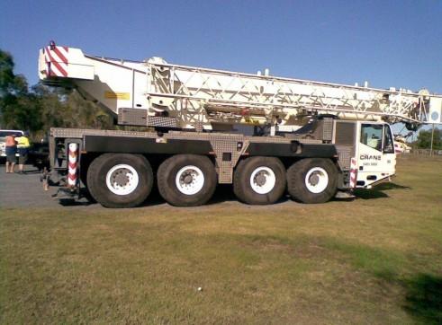 AC100T Slew Crane 1