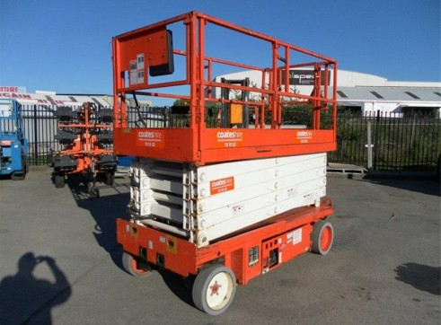 Access Equipment, Scissor Lifts 2