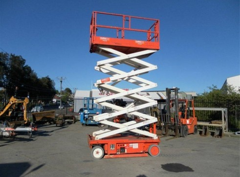 Access Equipment, Scissor Lifts 3