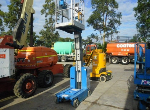 Access Equipment, Vertical Lifts 1