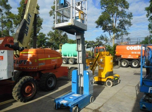 Access Equipment, Vertical Lifts 3