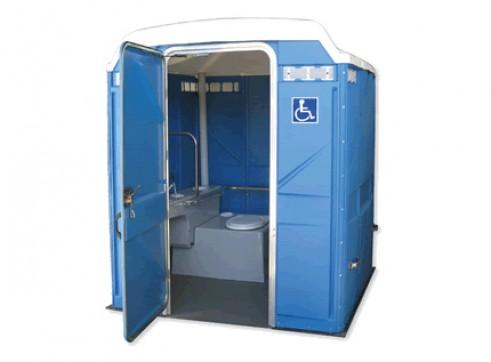 Accessible Portable Toilet 1