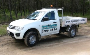 Advanced Wastewater Treatment System Utility Vehicle 1