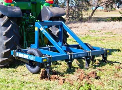 AGROWPLOW AP10 - Multi-Purpose Linkage Unit 3