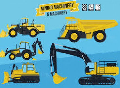 all types of earthmoving machinery 1
