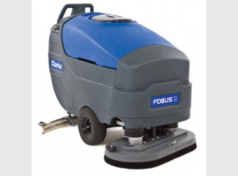 Alto Focus II – Walk Behind Scrubber 1