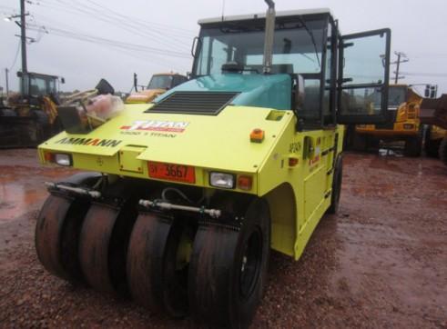 Ammann AP240H Pneumatic Tyred Roller  1