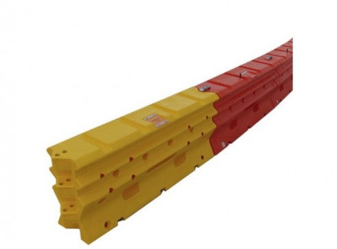 Armorzone 2m Plastic Crash Barrier 2
