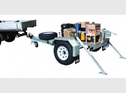 ARS200 – 15kN Hydraulic Puller 2