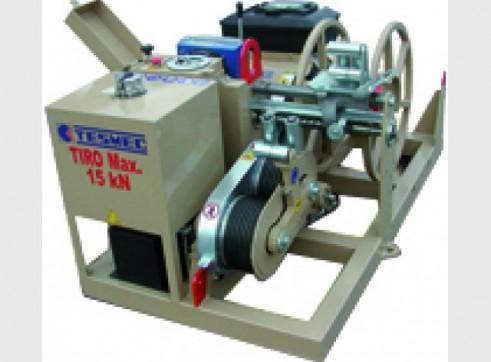 ARS200 – 15kN Hydraulic Puller 3