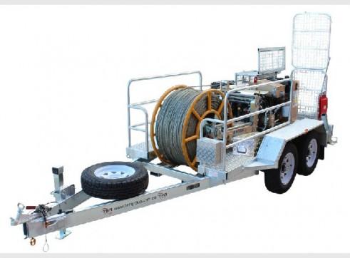 ARS403: 35kN Hydraulic Puller 3