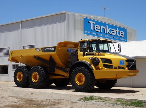 Articulated Dump Truck Volvo A40D/E/F/G - 35 Available 3