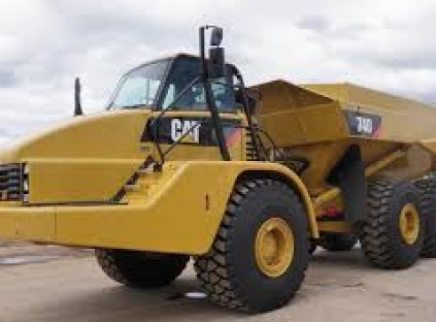 Articulated Trucks 40 Tonne  1