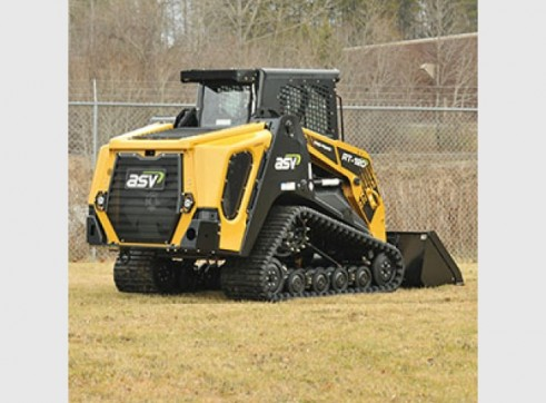 ASV RT-120 / RT-120 Forestry Posi-Track Skid Steer  (formerly Terex PT-100G / PT-110) 4