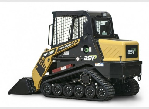 ASV RT-30 Posi-Track Skid Steer Loader (formerly Terex PT-30 Positrack) 2