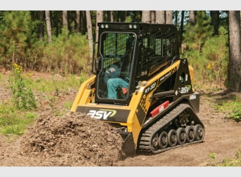 ASV RT-30 Posi-Track Skid Steer Loader (formerly Terex PT-30 Positrack) 3
