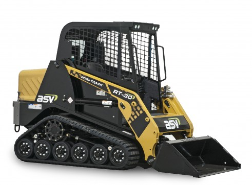 ASV RT-30 Posi-Track Skid Steer Loader (formerly Terex PT-30)