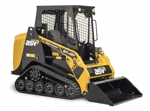 ASV RT-40 Posi-Track Skid Steer Loaders 1