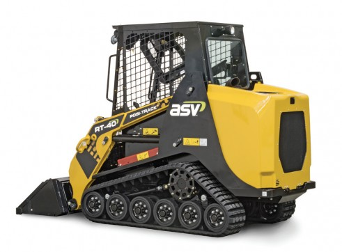 ASV RT-40 Posi-Track Skid Steer Loaders 2