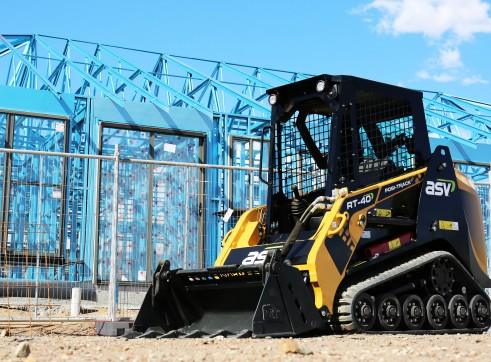ASV RT-40 Posi-Track Skid Steer Loaders 3