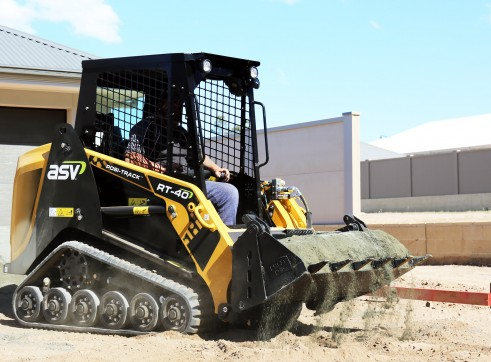 ASV RT-40 Posi-Track Skid Steer Loaders 5