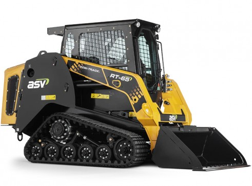 ASV RT-65 Posi-Track Skid Steer Loaders