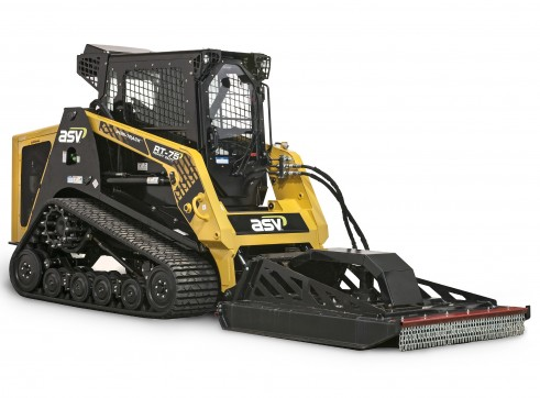 ASV RT-75 / RT-75HD Posi-Track Skid Steer Loader (formerly Terex PT-70 / PT-80)