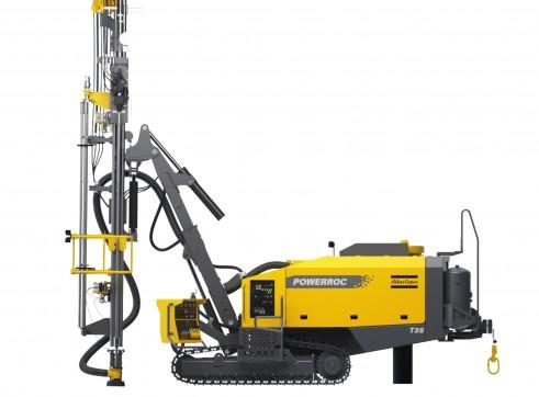 Atlas Copco D65S SmartROC Drill Rig 1