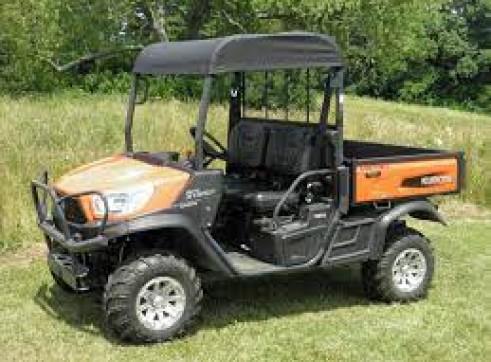 ATV - Kubota RTV1120D - 2 Seater Tray Back 1
