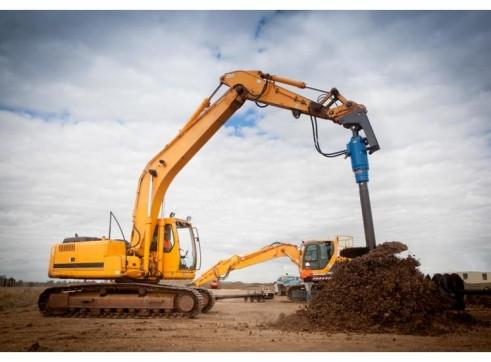 Auger Drive Unit - suit 20T Excavator 1