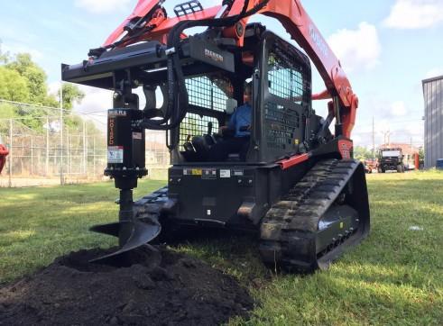 Auger Drive Unit - suit 5T Excavator or PT50 Posi-Track 1