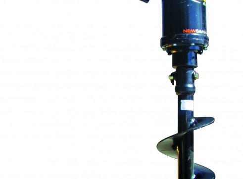 Augers - suit 1.5 to 6 ton excavators 1