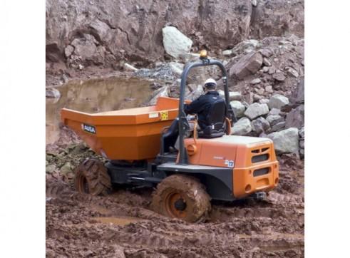 Ausa Site Dumper - 6t Swivel Dump Truck 5