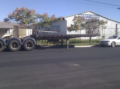 B Double Trailers 2