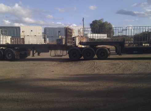 B Double Trailers 1