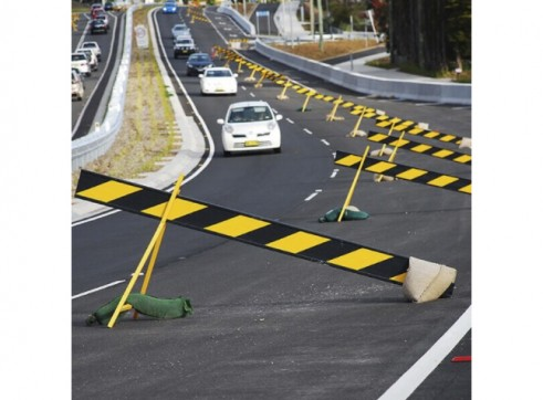 Barrier Boards - PVC 2