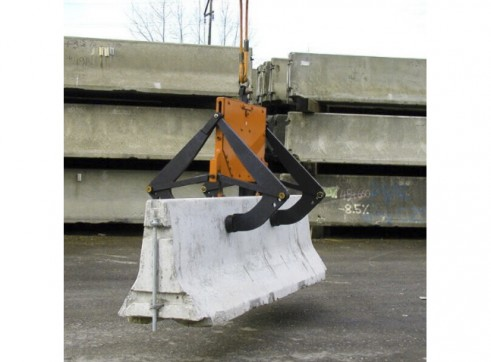 Barrier Lifter - Kinshofer 2