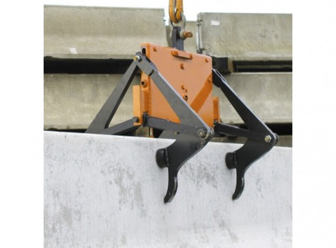 Barrier Lifter - Kinshofer 4