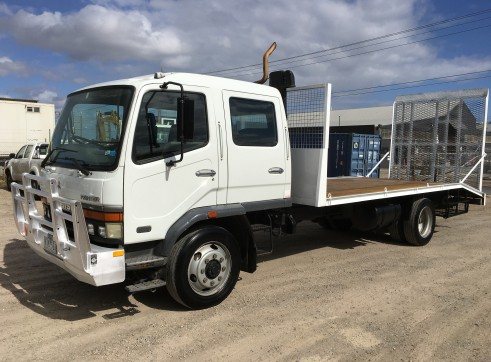 Beavertail Truck 1