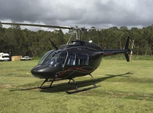 Bell 206B-3 Jet Ranger Helicopter 1