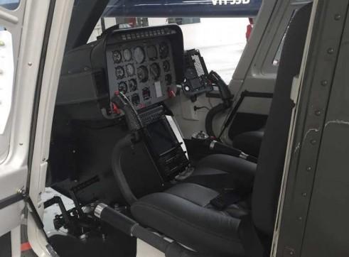 Bell 206B-3 Jet Ranger Helicopter 8