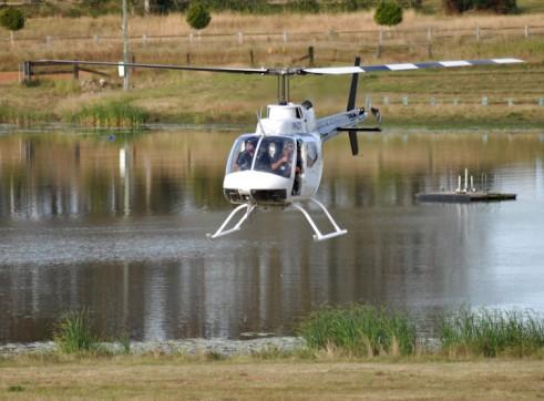 Bell206 Jetranger Helicopter 1