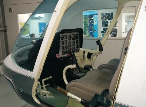 Bell206 Jetranger Helicopter 2