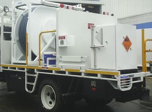 Blasthole Dewatering Trucks 1