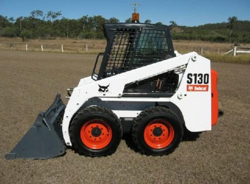 Bobcat S130 50hp 1