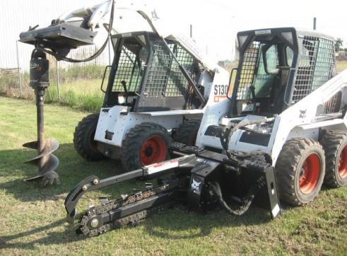 Bobcat S130 50hp 2