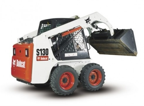 Bobcat S130 Skid Steer 1