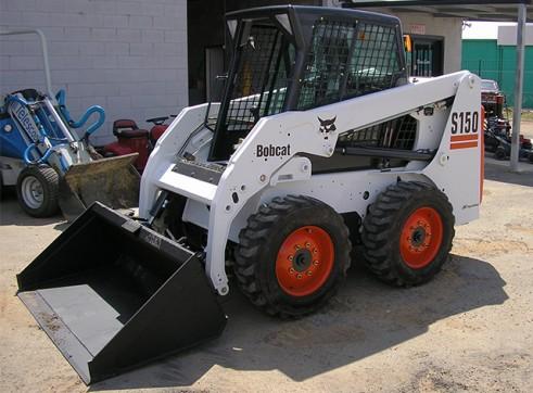 Bobcat S150 A/C Skid Steer Loader  1
