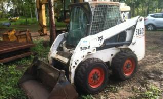Bobcat s150 skid steer loader 1