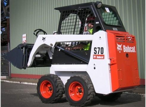 Bobcat S70 1